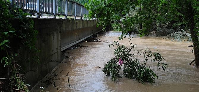 Zonguldak sular altında kaldı 18