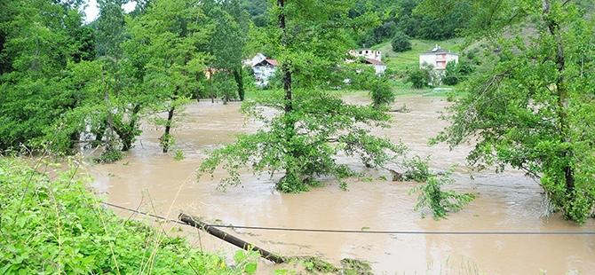 Zonguldak sular altında kaldı 19