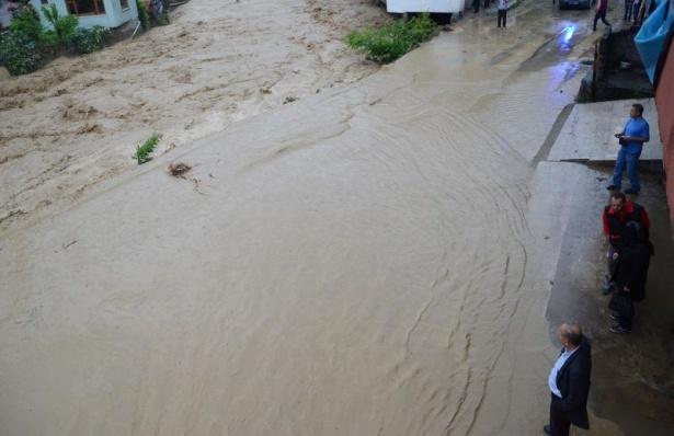 Zonguldak sular altında kaldı 2