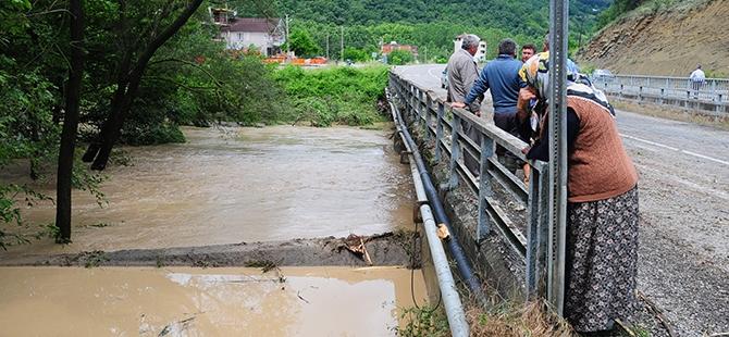 Zonguldak sular altında kaldı 20