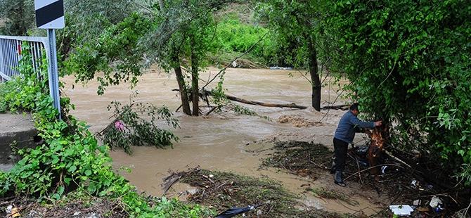 Zonguldak sular altında kaldı 21