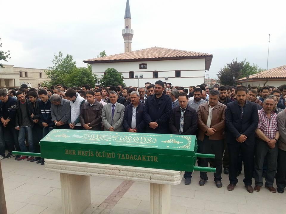 Celaleddin Özdemir'in cenaze töreninden fotoğraflar 14
