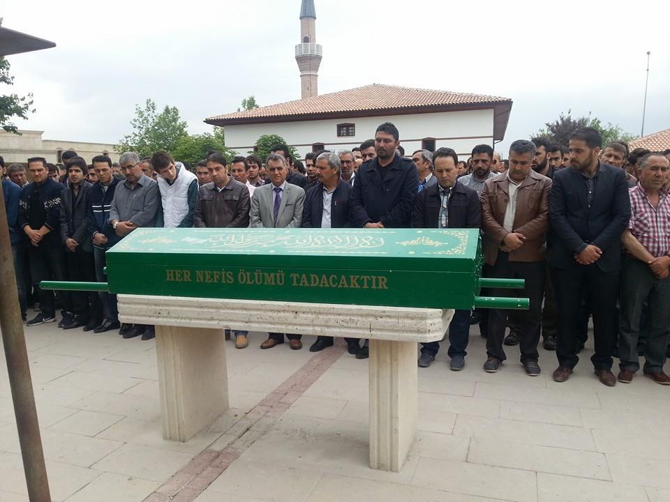 Celaleddin Özdemir'in cenaze töreninden fotoğraflar 15