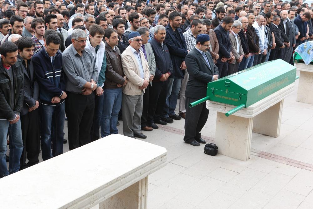Celaleddin Özdemir'in cenaze töreninden fotoğraflar 17