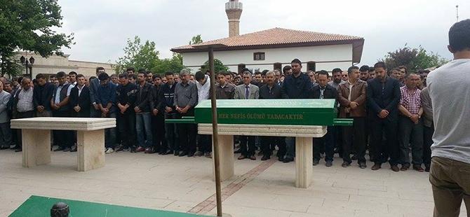 Celaleddin Özdemir'in cenaze töreninden fotoğraflar 2