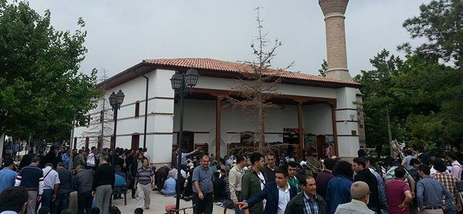 Celaleddin Özdemir'in cenaze töreninden fotoğraflar 3