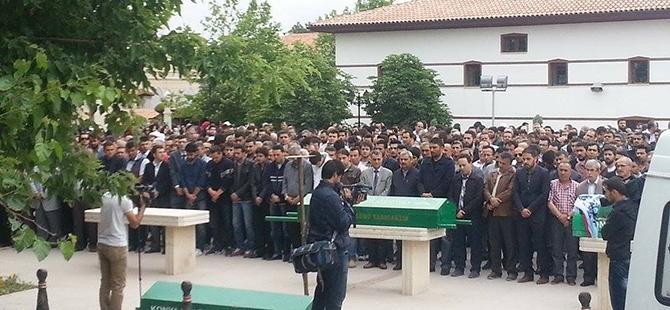 Celaleddin Özdemir'in cenaze töreninden fotoğraflar 4