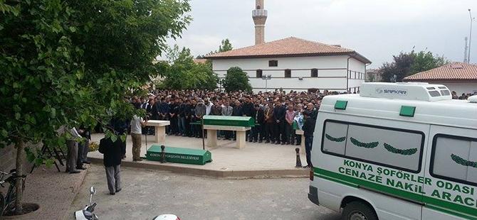 Celaleddin Özdemir'in cenaze töreninden fotoğraflar 5