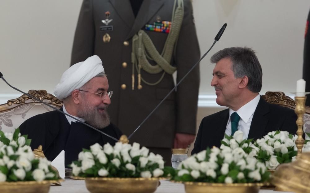 Gül'den Ruhani onuruna yemek 10