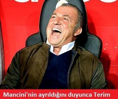 Mancini istifa etti! Twitter yıkıldı 1