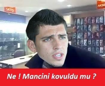 Mancini istifa etti! Twitter yıkıldı 11