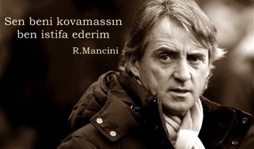 Mancini istifa etti! Twitter yıkıldı 17