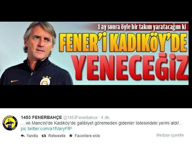 Mancini istifa etti! Twitter yıkıldı 21