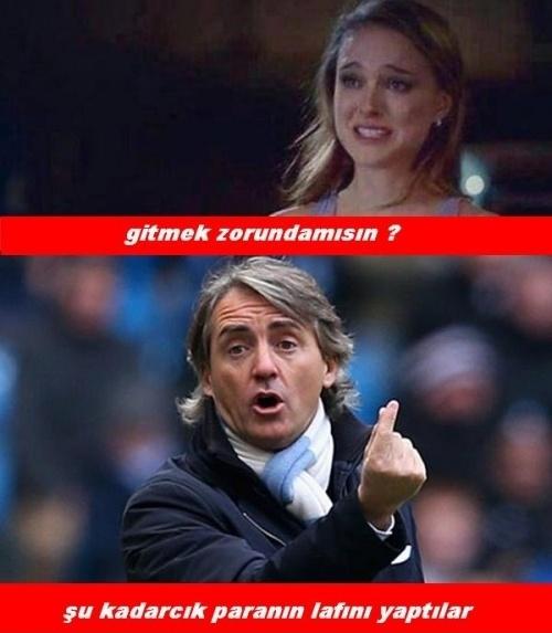 Mancini istifa etti! Twitter yıkıldı 3