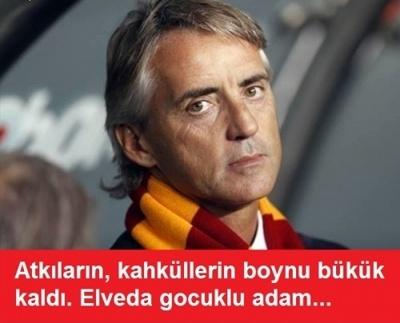 Mancini istifa etti! Twitter yıkıldı 8