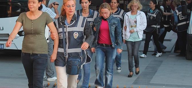 Konya'da fuhuş operasyonu 11