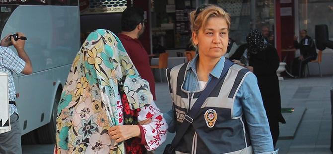 Konya'da fuhuş operasyonu 13