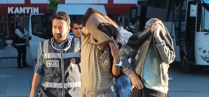 Konya'da fuhuş operasyonu 16