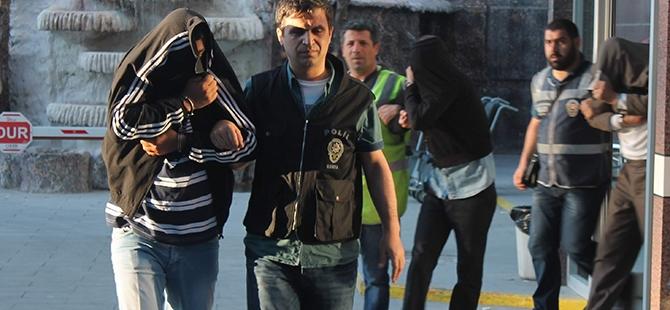 Konya'da fuhuş operasyonu 17