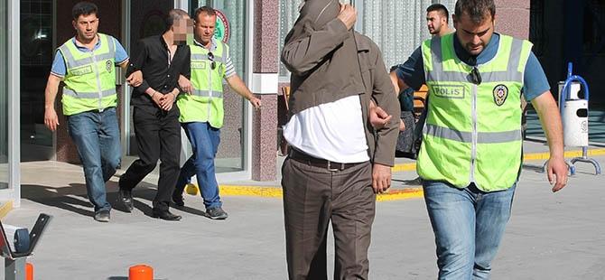 Konya'da fuhuş operasyonu 3
