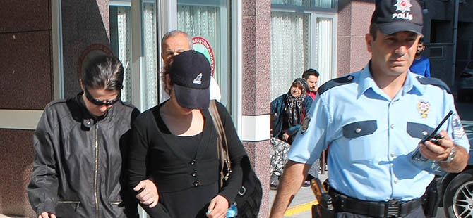 Konya'da fuhuş operasyonu 5