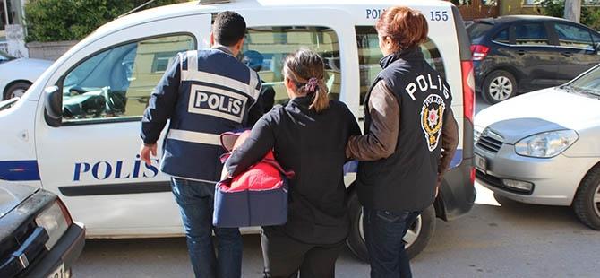 Konya'da fuhuş operasyonu 8