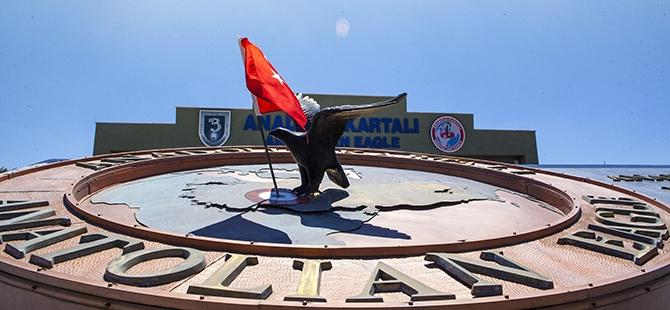 Anadolu Kartalı sürüyor 24