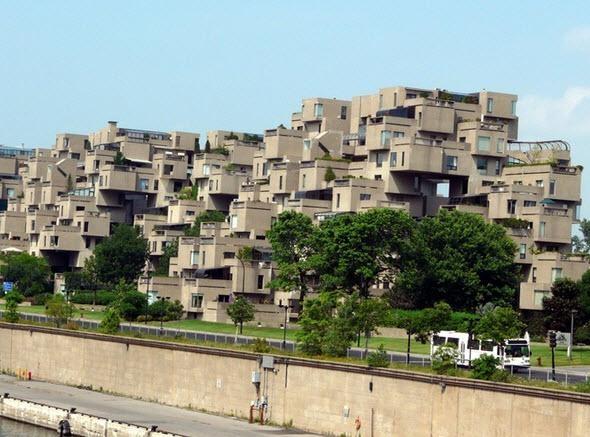 Dünyanın en tuhaf binaları 15