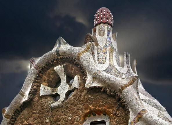 Dünyanın en tuhaf binaları 2