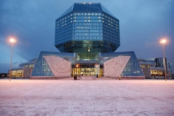 Dünyanın en tuhaf binaları 20