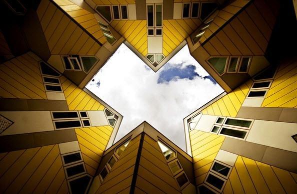 Dünyanın en tuhaf binaları 26