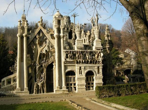 Dünyanın en tuhaf binaları 27