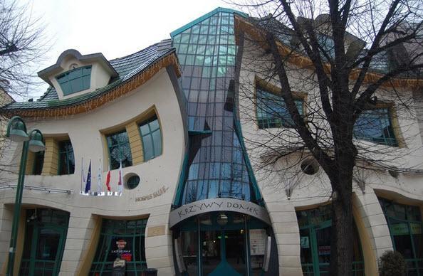 Dünyanın en tuhaf binaları 3