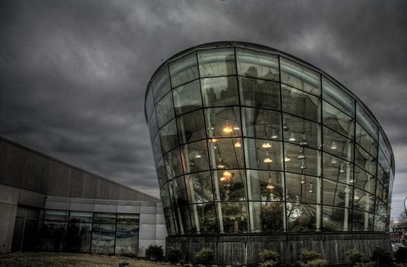 Dünyanın en tuhaf binaları 30