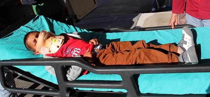 Sivas'ta trafik kazası: 16 yaralı, 1 ölü 6