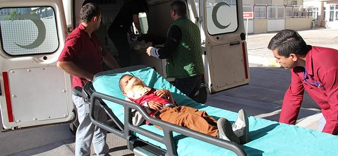 Sivas'ta trafik kazası: 16 yaralı, 1 ölü 7