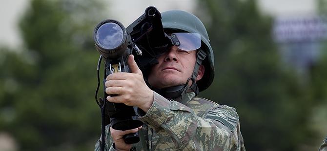 """Türk ordusunun yerli gücü: """"Zıpkın"""" ve """"Atılgan"""" 3"""