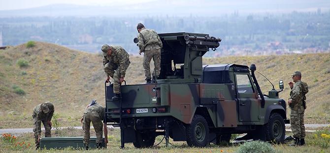 """Türk ordusunun yerli gücü: """"Zıpkın"""" ve """"Atılgan"""" 7"""