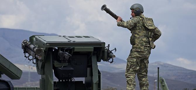 """Türk ordusunun yerli gücü: """"Zıpkın"""" ve """"Atılgan"""" 8"""