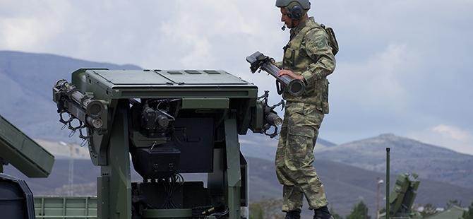 """Türk ordusunun yerli gücü: """"Zıpkın"""" ve """"Atılgan"""" 9"""