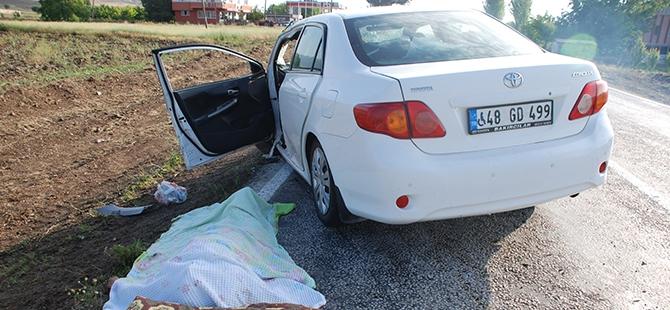 Burdur'da iki otomobil çarpıştı: 5 ölü 3 yaralı 4