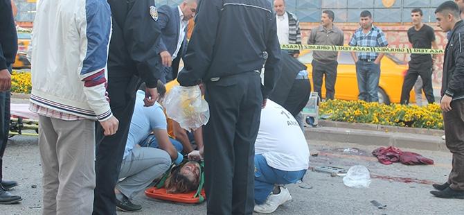 Ankara'da feci kaza: 3 ölü, 2 yaralı 1