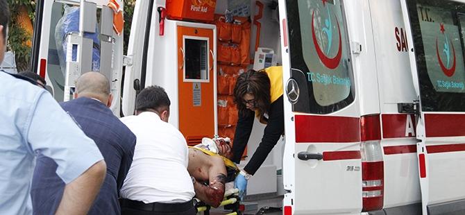 Ankara'da feci kaza: 3 ölü, 2 yaralı 11