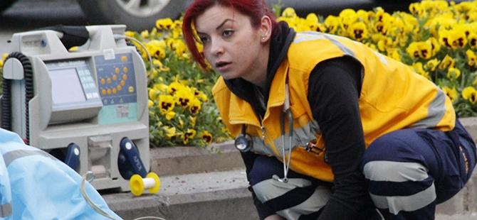 Ankara'da feci kaza: 3 ölü, 2 yaralı 13