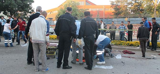 Ankara'da feci kaza: 3 ölü, 2 yaralı 2
