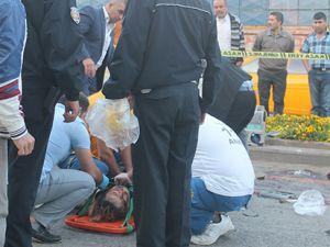 Ankara'da feci kaza: 3 ölü, 2 yaralı