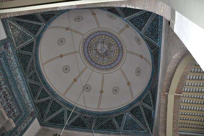 Alaaddin Camisi'nin Restorasyonuna Başlanıyor 10