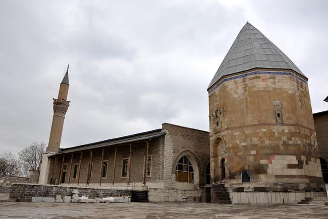 Alaaddin Camisi'nin Restorasyonuna Başlanıyor 4