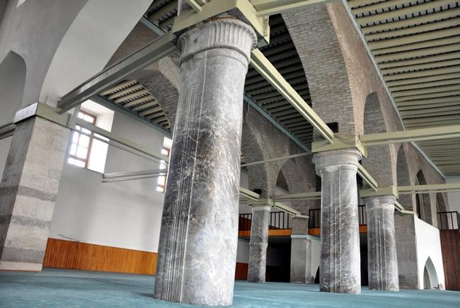 Alaaddin Camisi'nin Restorasyonuna Başlanıyor 7