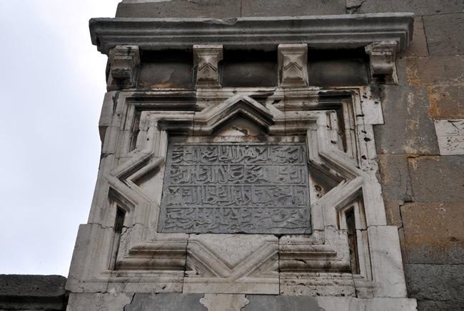 Alaaddin Camisi'nin Restorasyonuna Başlanıyor 8